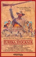 "Eureka Stockade - 11"" x 17"", FulcrumGallery.com brand"