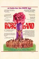 "Roseland - 11"" x 17"""