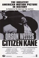 "Citizen Kane Black and White - 11"" x 17"" - $15.49"