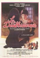 """La Disubbidienza - 11"""" x 17"""", FulcrumGallery.com brand"""