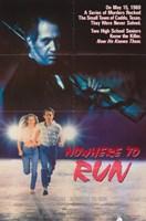 """Nowhere to Run - 11"""" x 17"""""""