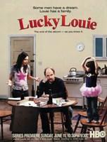 """Lucky Louie - 11"""" x 17"""""""