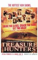 """Treasure Hunters - 11"""" x 17"""""""