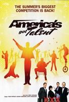 America's Got Talent Fine Art Print