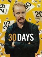 """30 Days - 11"""" x 17"""""""