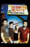 """It's Always Sunny in Philadelphia - 11"""" x 17"""""""