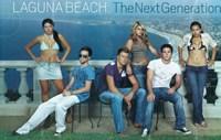 "Laguna Beach: The Real Orange County - 17"" x 11"""