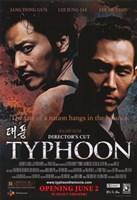 """Typhoon Director's Cut - 11"""" x 17"""" - $15.49"""