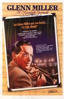 """Glenn Miller: A Moonlight Serenade - 11"""" x 17"""""""