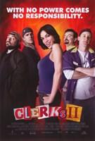 """Clerks II - 11"""" x 17"""""""