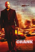 Crank - style B Wall Poster