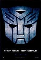 Transformers - style B Fine Art Print