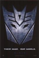 Transformers - style C Fine Art Print