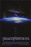 Transformers - style E Fine Art Print