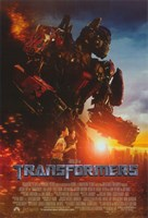 """Transformers - style I - 11"""" x 17"""""""