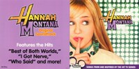 "17"" x 11"" Hannah Montana Pictures"