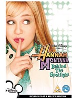 Hannah Montana - Miley Cyrus - Behind the Spotlight - style F Wall Poster