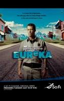 """Eureka (TV) Colin Ferguson - 11"""" x 17"""", FulcrumGallery.com brand"""