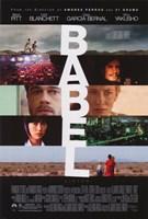 """Babel - faces - 11"""" x 17"""" - $15.49"""
