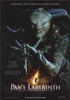 "Pan's Labyrinth - holding a sword - 11"" x 17"" - $15.49"
