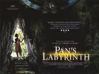 Pan's Labyrinth - little girl Fine Art Print