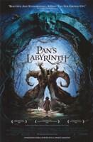 Pan's Labyrinth - little girl walking Framed Print