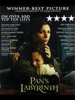 Pan's Labyrinth - Winner-Best Picture Fine Art Print