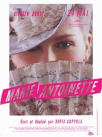 """Marie Antoinette Movie French - 11"""" x 17"""""""