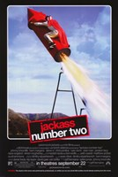 """Jackass: Number Two - rocket - 11"""" x 17"""""""