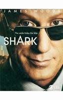 """Shark (TV) James Woods - 11"""" x 17"""""""