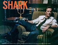 """Shark (TV) Show - 17"""" x 11"""""""