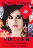 Volver Framed Print