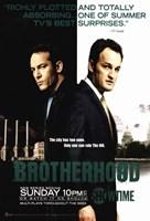 "Brotherhood (TV) Jason Isaacs And Jason Clarke - 11"" x 17"""