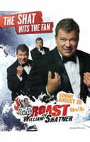 """Comedy Central Roast of William Shatner - 11"""" x 17"""" - $15.49"""