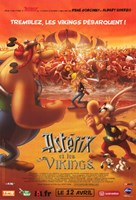 """Asterix and the Vikings - 11"""" x 17"""""""