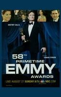 """Emmy Awards 2006 - 11"""" x 17"""""""