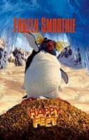 "Happy Feet Frozen Smoothie - 11"" x 17"""