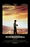 "We Are Marshall - 11"" x 17"""