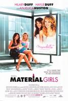"Material Girls - 11"" x 17"""