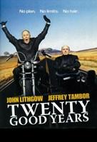 "Twenty Good Years - 11"" x 17"" - $15.49"