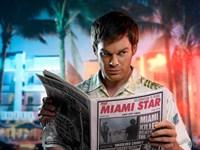 Dexter Miami Star Fine Art Print