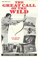 """Great Call of the Wild Movie Poster - 11"""" x 17"""""""