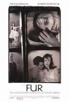 """Fur: An Imaginary Portrait of Diane Arbus - 11"""" x 17"""""""