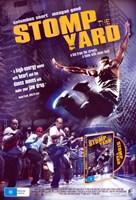 "Stomp the Yard - 11"" x 17"""
