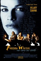 "Freedom Writers - 11"" x 17"""