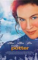 """Miss Potter - 11"""" x 17"""""""