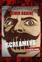 """Screamers - Never Again - 11"""" x 17"""""""