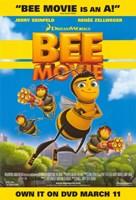 "Bee Movie DVD - 11"" x 17"""