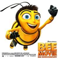 "Bee Movie Close Up - 11"" x 17"""