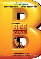 "Bee Movie Big Letter B - 11"" x 17"", FulcrumGallery.com brand"
